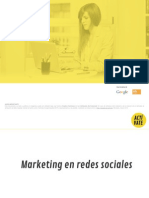 Marketing en Redes Sociales