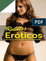 Relatos Eroticos - Michelle Francoise