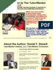 Intro to Tutor/Mentor Institute - Version 1