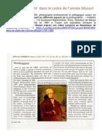 Laurent BIANCANI dans le cadre de l' Année Mozart 1791-1991
