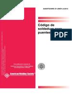 D1.5-2010 Codigo de Soldadura Para Puentes (1)