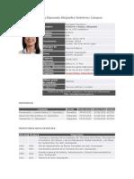 Perfil de La Diputada Alejandra Gutiérrez Campos