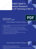 Literature Research_  Formation of Twinning in MC-Si.pdf