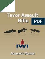 Tavor Armourer Manual