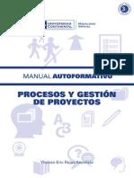 Manual de Procesos y Gestion de Proyectos