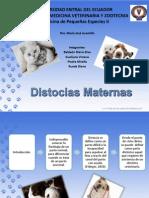 Distocia Maternas PDF