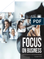 Focus on Business 2015