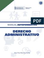 A0092 Derecho Administrativo MAU01