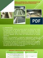 Consideraciones para la operación y mantenimiento de tanques Imhoff.pptx