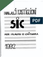 Castiglioni - Sic