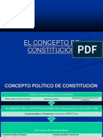Concepto Constitucion