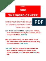 PROCEEDING WORD