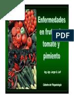 Enfermedades de Tomate y Pimiento - Bromatologia