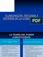 Reform a Constitucion Al