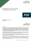 Guide Climat Scolaire Second Degre2014