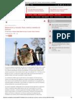 Editorial de La Jornada_ París, Cosecha y Siembra de Barbarie _ Cubadebate