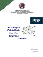 Estrategia Publitaria Gamma