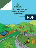 Manual Técnico Para La Construcción y Rehabilitación de Terrazas Agrícolas Precolombinas. Mamani, Ballivián y de La Quintana - 2010