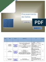 Procesamiento de Datos Analisis