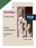 1_Presentación Del Curso_Arte Antiguo
