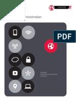 F5 201 - Study Guide - TMOS Administration r2