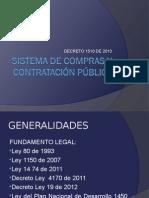Sistema de Compras y La Contratación Pública
