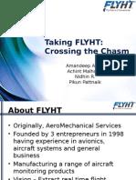 Taking Flyht