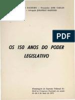 Supremo Institucional (OS 150 ANOS DO PODER Legislativo-1973)