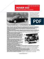Manual Electrico Rover 600
