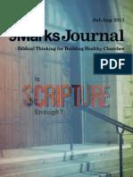 9Marks Journal 2013 Jul-Aug Scripture