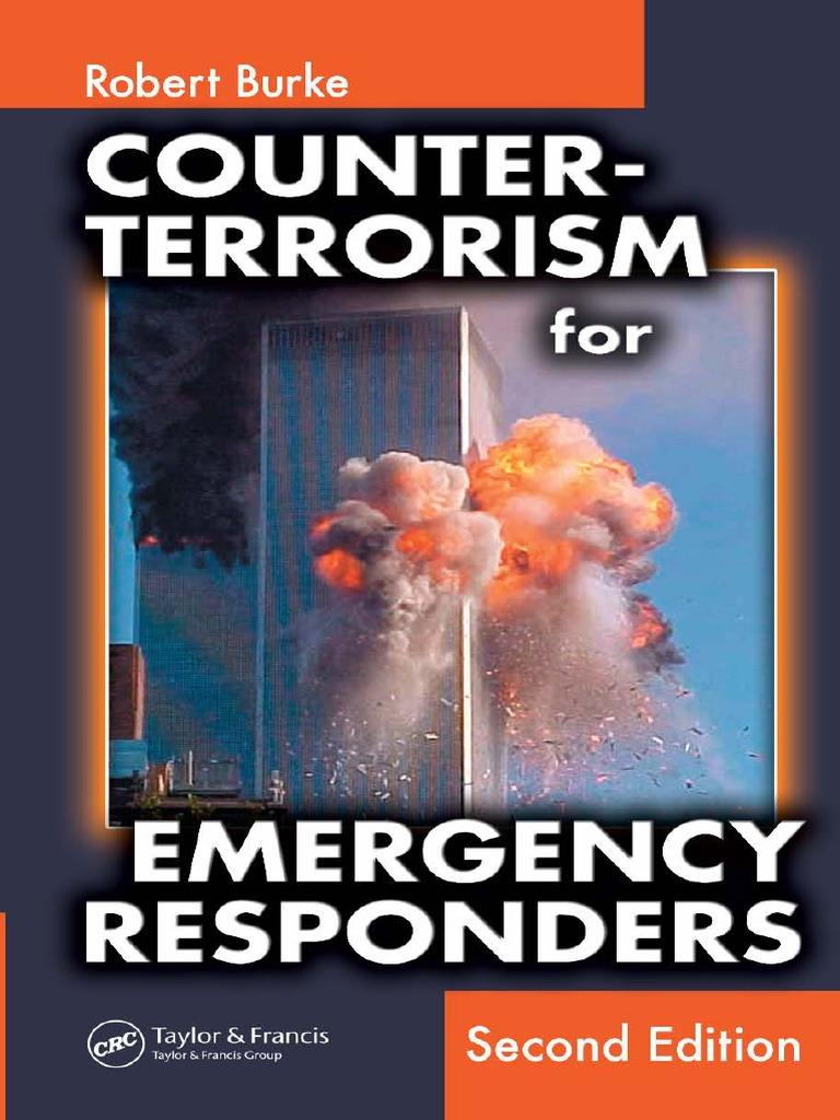 robert burke for emergency responders personal protective equipment counter terrorism
