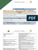 Planificación Anual 2015_Lenguaje