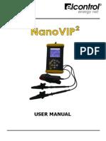 Manuale NanoVIP2 Rel. 1.4 en-UK