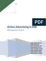 B2B Online Advertising