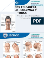 6ta Clase Terapia Deportiva Cabeza Tronco y Torax -1