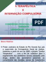 Apresentação Congresso Regional Amor Exigente Gravatai