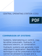 Central Operating Station (Cos)