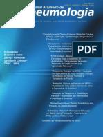 II Consenso Brasileiro Sobre Doença Pulmonar 2004