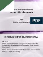 HYPERBILIRUBINEMIA NEONATUS