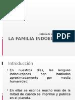 1. La Familia Indoeuropea