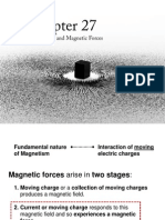 Chapter 27 Magnetic Field and Magnetic Forces
