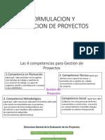 Formulacion y Valuacion de Proyectos