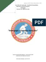 Conceptos Generales de Andragogía
