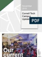 Cornell Tech 11.17.15