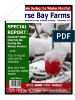 Traverse Bay Farms December Health Magazine