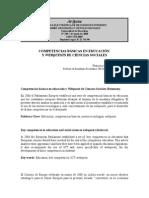 Competencias y Webquest (2008)