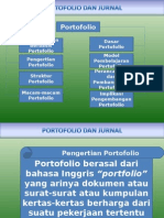 As Alt Portofolio dan Jurnal.ppt