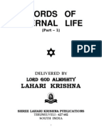 Words of Eternal Life - I