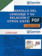 Desarrollo Del Lenguaje y Sus Relacion Con Otros Sistemas (1)