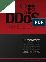 Radware DDoS Handbook 2015